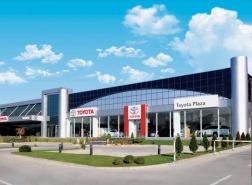 شركة تويوتا تصبح ثاني أكبر مصدر في تركيا