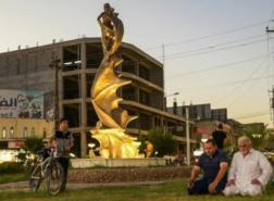تماثيل الموصل تنهض من وسط الدمار