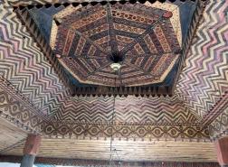 مسجد خشبي بدون مسامير في تركيا