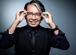 وفاة قطب الموضة الياباني كنزو تاكادا بفيروس كورونا