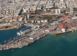 تركيا: ميناء مرسين الدولي يسجل زيادة في حجم البضائع