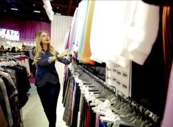 تركيا السادسة عالميًا من حيث صادرات الملابس