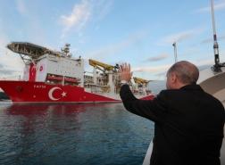 مصدر يكشف كمية الغاز المتوقع أن يعلن عنها أردوغان