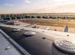 مطار إسطنبول يحصل على شهادة صفر نفايات