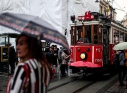 أمطار وعواصف رعدية قادمة إلى إسطنبول