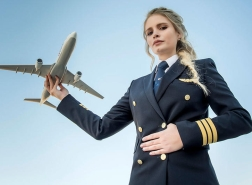 صور.. الطيار التركية الأكثر شعبية تغيّر وظيفتها