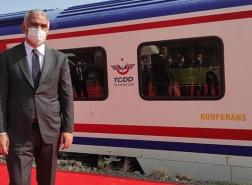 تركيا تعيد تشغيل قطار سريع توقف قبل 10 سنوات