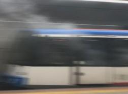 حالة هلع بين ركاب ترام واي اسطنبول