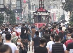خطة من 3 نقاط لتفعيل القيود مع تزايد أعداد الإصابات في إسطنبول