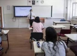 بدء المرحلة الثالثة من التعليم المباشر في المدارس التركية