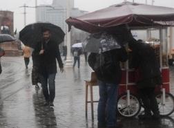 الأرصاد التركية تحذر..انخفاض بالحرارة وأمطار شديدة قادمة