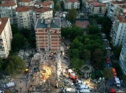 منصة تجمع 1.1 مليون دولار في يوم واحد لدعم ضحايا زلزال إزمير