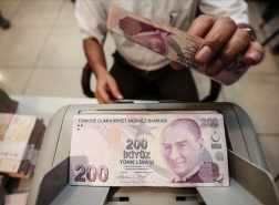 البنك المركزي التركي يخفض توقعاته لسعر صرف الليرة في نهاية العام