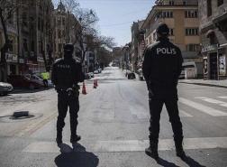بدء حظر التجول الجزئي في تركيا بالتزامن مع ارتفاع كبير بالاصابات