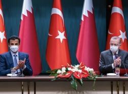 زيارة أمير قطر لتركيا تتوج باتفاقات اقتصادية هامة .. تعرف عليها