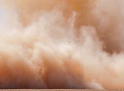 تحذير من موجة غبار أفريقية قادمة إلى تركيا