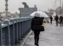 تحذير لاسطنبول..انخفاض كبير بدرجة الحرارة الخميس