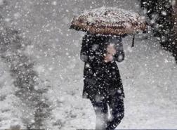 الأمطار والثلوج قادمة إلى تركيا