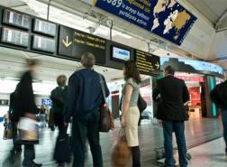 مطارات تركيا تخدم 76.8 مليون مسافر منذ بداية العام