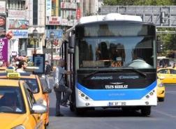 69 مليون دولار لتجديد أسطول الحافلات في أنقرة