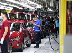 ارتفاع إنتاج السيارات التركية في نوفمبر