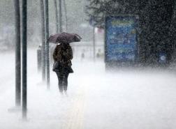 تحذير من الأرصاد الجوية لسكان إسطنبول