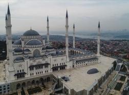 قرار بتشييد خط سكة حديد يوصل إلى أكبر مساجد تركيا