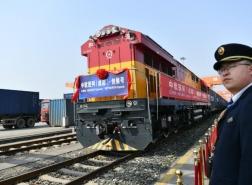 انطلاق ثاني قطار تركي للتصدير إلى الصين