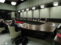 اجتماع مهم وأخير للحكومة التركية