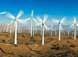 تركيا تصدر معدات طاقة الرياح لـ 44 دولة
