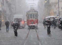 أخبار سارة لاسطنبول من الأرصاد التركية.. أمطار وثلوج قادمة