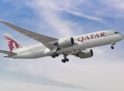 البحرين تفتح مجالها الجوي أمام الطائرات القطرية
