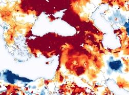 ناسا: تركيا بحاجة إلى أمطار ممتدة ومستمرة لتجنب الجفاف الشديد