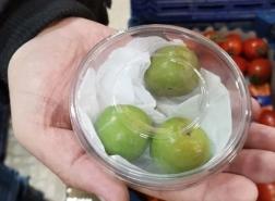 في تركيا ..فاكهة تباع في غير موسمها مقابل 1000 ليرة للكيلو