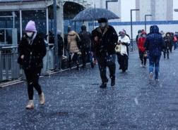 بيان جديد من الأرصاد التركية حول الثلوج في اسطنبول.. ستستمر لمدة 5 أيام