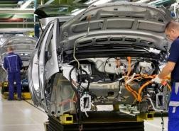إنتاج أكثر من مائة و6 آلاف مركبة بتركيا في يناير
