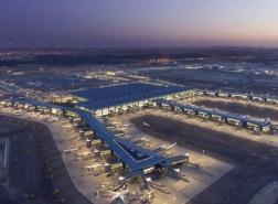 بيان من إدارة مطار اسطنبول بشأن تساقط الثلوج