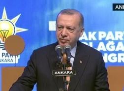 تصريحات لأردوغان بشأن القيود الجديدة في تركيا