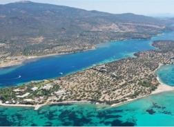 جزيرة في بحر إيجه معروضة للبيع مقابل 54 مليون دولار