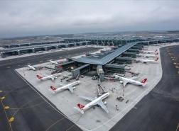 المطارات التركية تخدم 5.2 مليون مسافر في فبراير