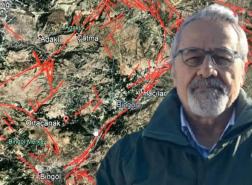 عالم زلازل تركي مخضرم يحذّر من زلزال قوته 7 درجات