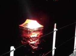 تركيا: إنقاذ 19 طالب لجوء سوريين بعد غرق سفينة في المتوسط