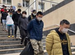 مداهمة 9 فيلات بإسطنبول واعتقال عصابة صينية لتزوير العملات المشفرة
