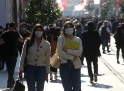 إغلاق شارع الاستقلال الشهير وسط إسطنبول