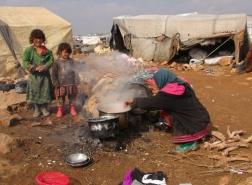 الولايات المتحدة و4 دولة أوروبية كبرى تتعهد بتقديم الدعم للسوريين