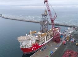 تركيا تحفر 10 آبار لاستخراج غاز البحر الأسود تمهيدا لتوصيله إلى البيوت