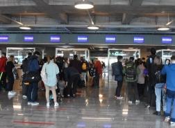 بدء توافد السياح الروس إلى تركيا..هبطت أول طائرة