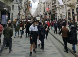 تراجع معدل البطالة في تركيا في عام 2020