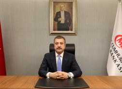 محافظ البنك المركزي التركي يلتقي بعض مدراء البنوك غدا