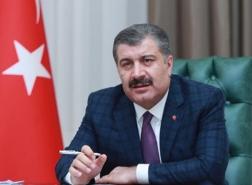 وزير الصحة التركي: نجحنا في تعقب المخالطين بنسبة 99٪